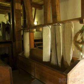 Starý mlyn v Slovenskom poľnohospodárskom múzeu v Nitre