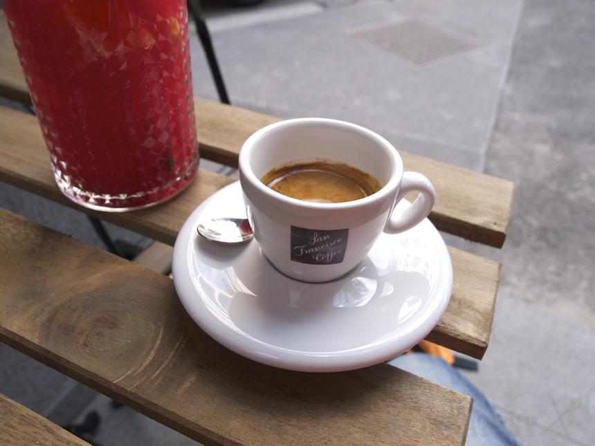 Espresso San Francisco Coffee Club