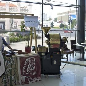 Shanti Art Café bar & restaurant zo Žiaru nad Hronom