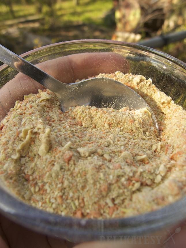 Hotové polievkové korenie
