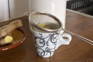 Káva s ďumbierom