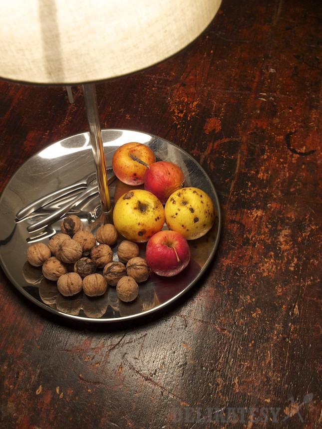 Ovocie s mrveničkou