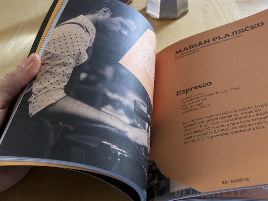 Článok s receptami od známych baristov