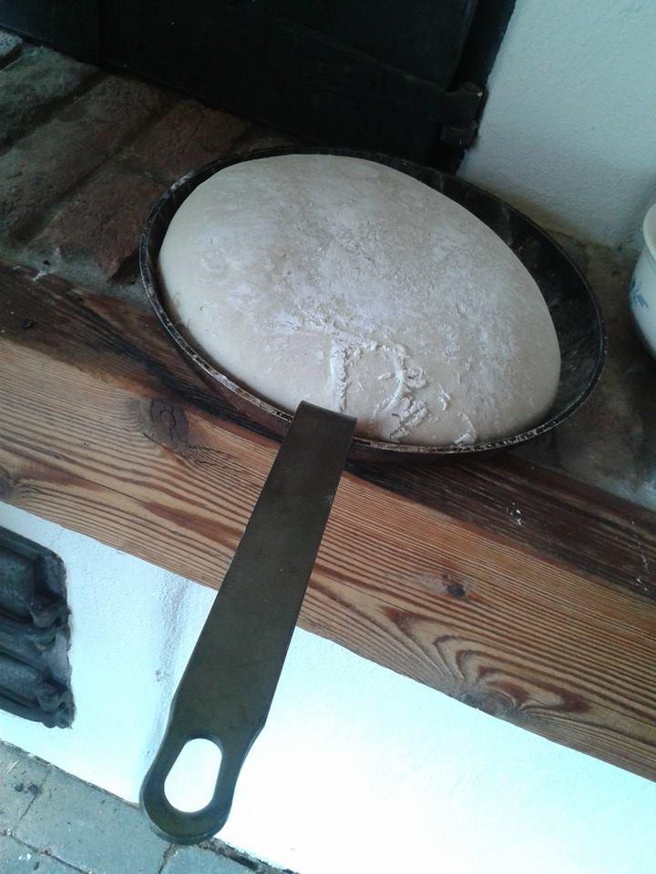 Klasický sedliacky chlieb