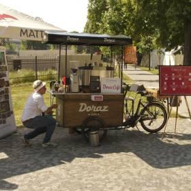 Bicyklová káva Doraz