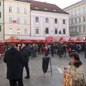 Hlavné námestie v Bratislave