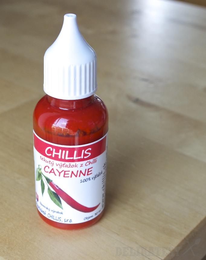 Paprikáreň Chillis