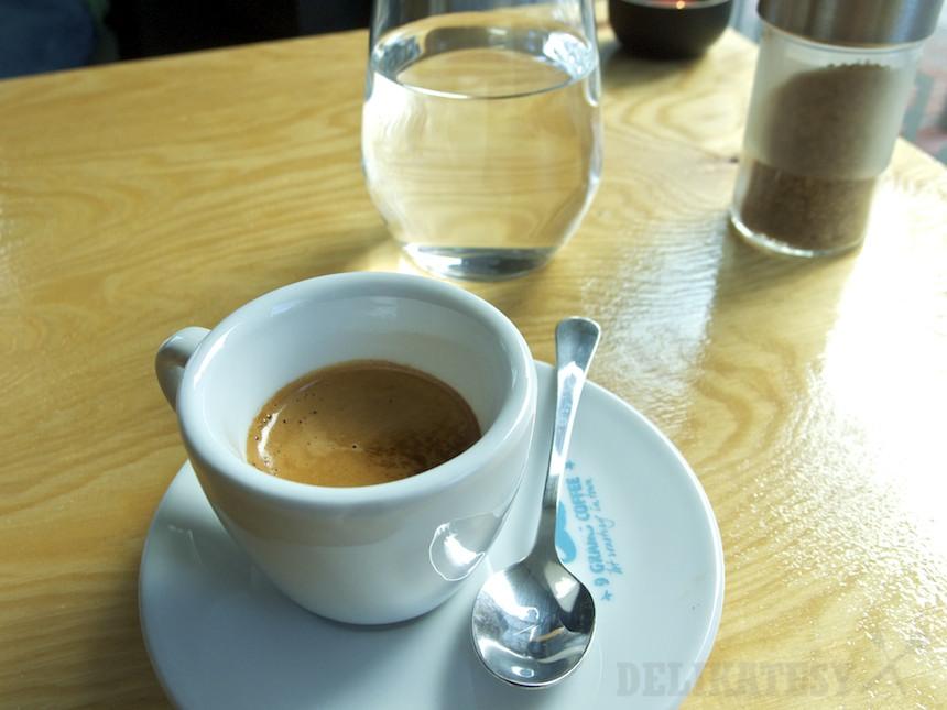Espresso z 9grams