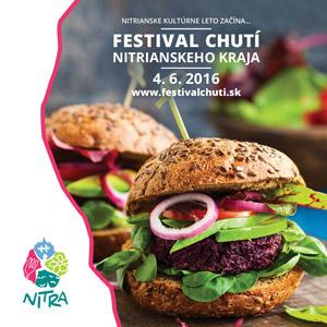 Festival chutí Nitrianskeho kraja