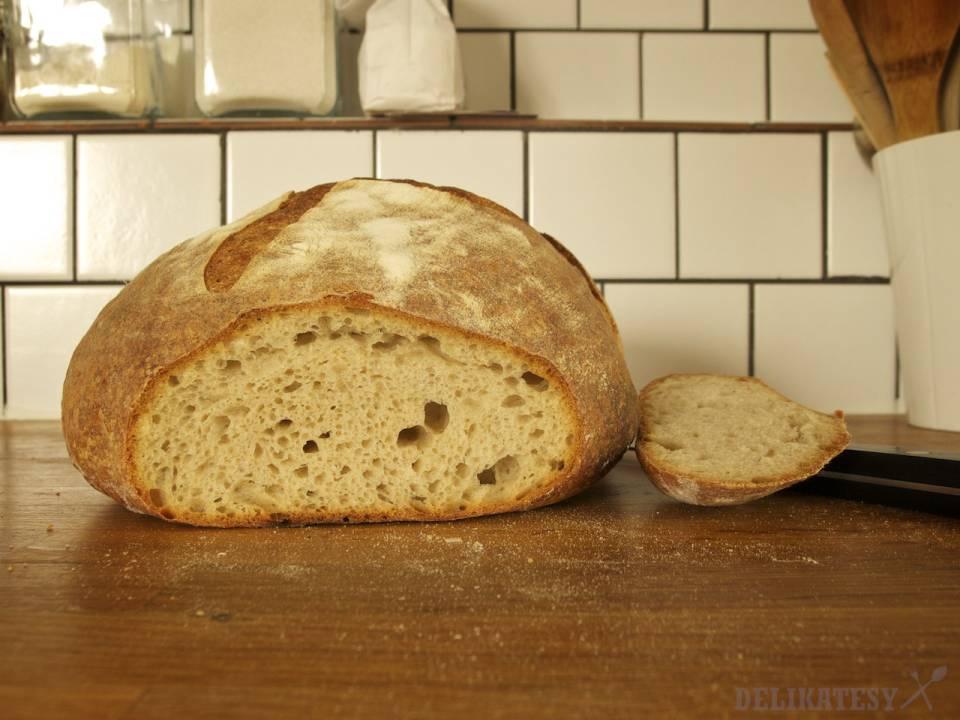 Čerstvý chlieb