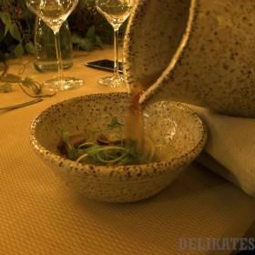 Silný zeleninový vývar