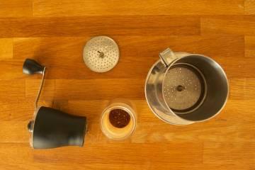 Letná káva býva sladučká