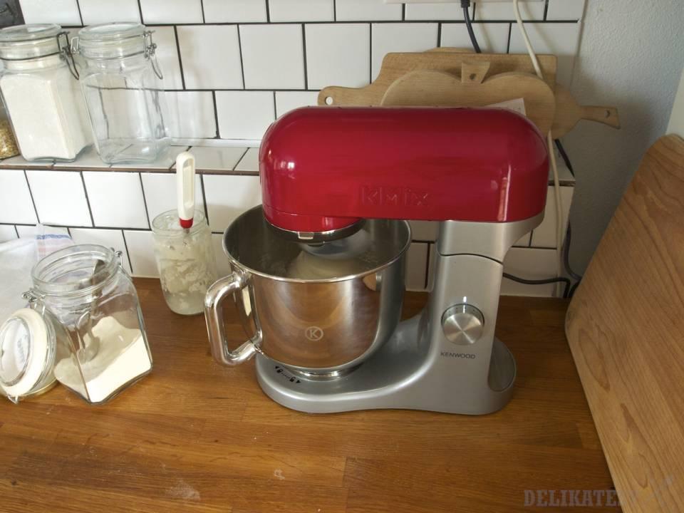 Kuchynský robot Kenwood kMix