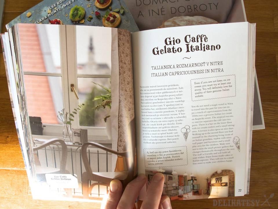 Top miesta na Slovensku - Gio Caffé