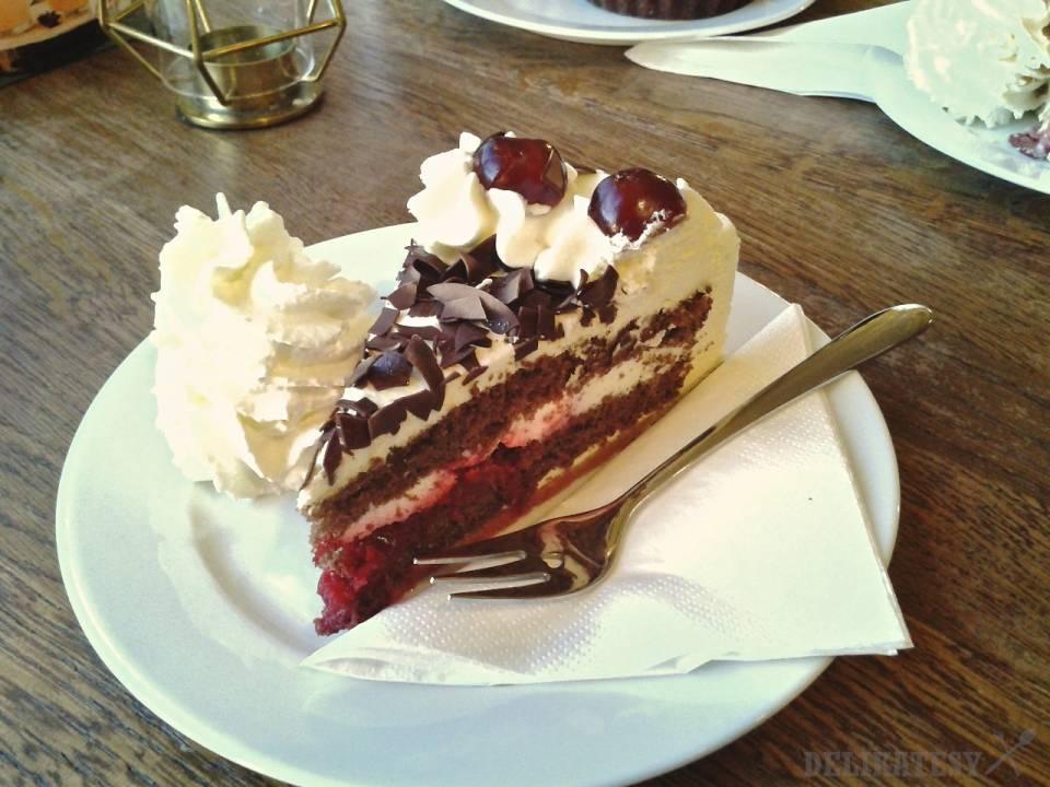 Višňová torta