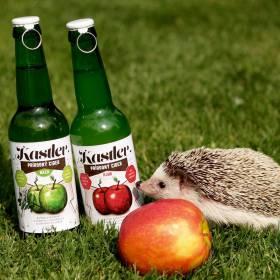 Cider a nealko Smädohasič z Kastler Nové Zámky