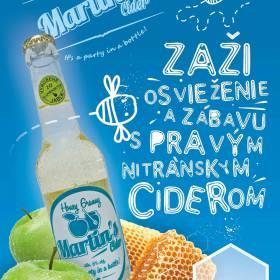 Martin's cider