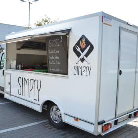 Simply foodtruck z Trnavy