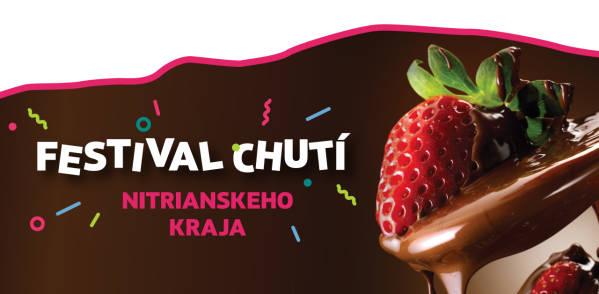 Festival chutí Nitrianskeho kraja 2018