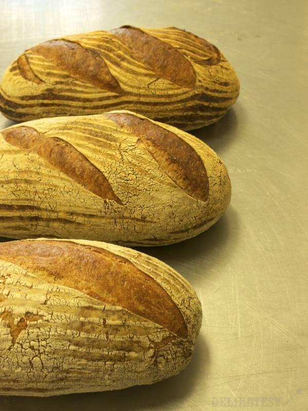 Chlebové pokusy v Sýpke u Ludvíka