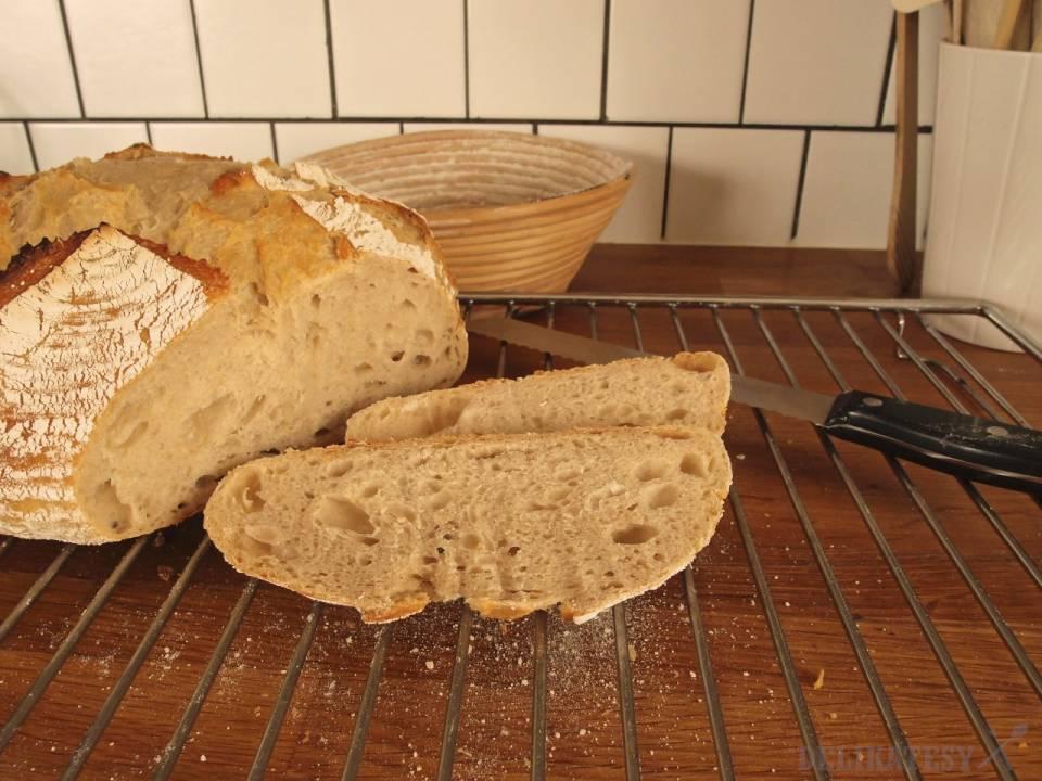 Zachránený prekysnutý chlieb