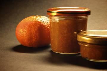 Mandarínková marmeláda